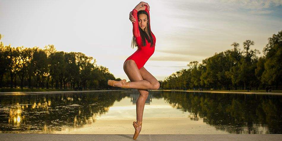 Kaeli Ware: Sweet 16