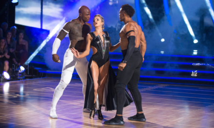 DWTS: Trio Talent that SLAYED the Stage