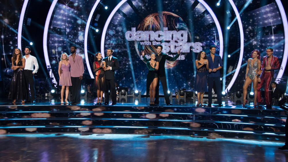 DWTS: Semi-Finals Showdown!