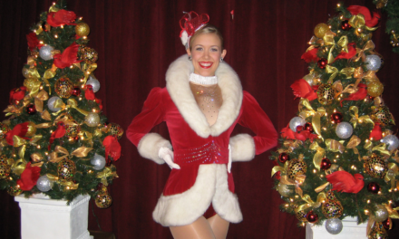 Christmas Spectacular Through the Eyes of a Former Rockette