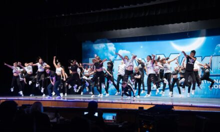 "Believe Lead Excite Unite (BLEU) – We Go ""Live"" with Studio Bleu Dance Center"