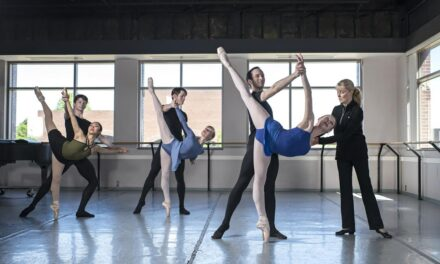 They're Clapping for You! Fort Wayne Ballet Brings Beauty to Fruition