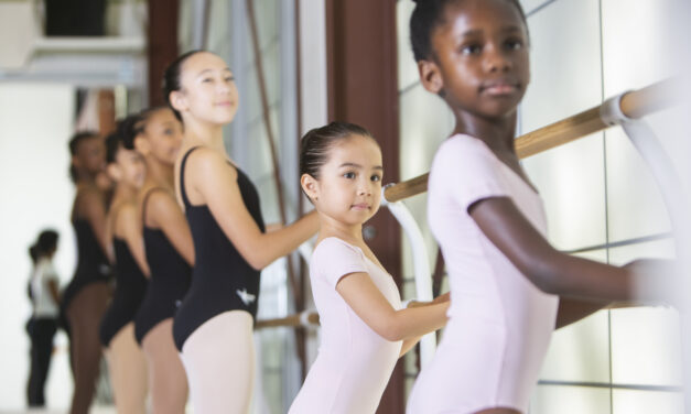 Atlanta Ballet CDE Partners with Só Dança USA to Offer New Line of Skin Tone Tights & Shoes