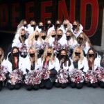 Inside Dance Cover Feature: BONUS Edition! Inside THE Ohio State University Dance Team!