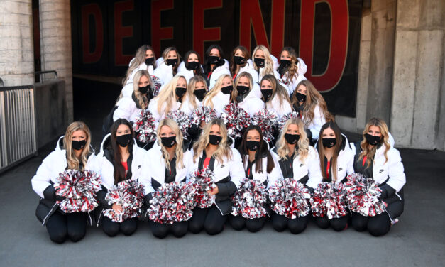 Inside Dance Cover Feature: BONUS Edition! Inside THE Ohio State University Dance Team!
