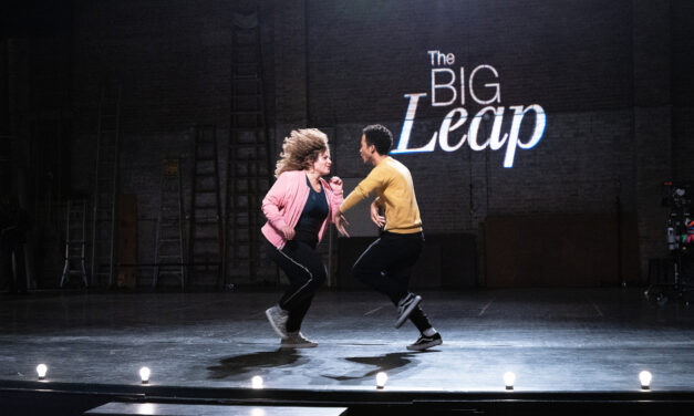 """""""The Big Leap"""" Keeps It All in the Family 